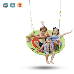 Kids Web Tree Swing Saucer Swing
