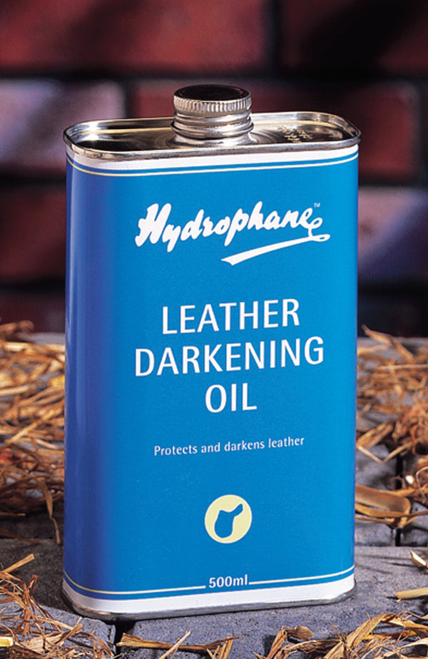 Hydrophane Leather Darkening Oil 500ml