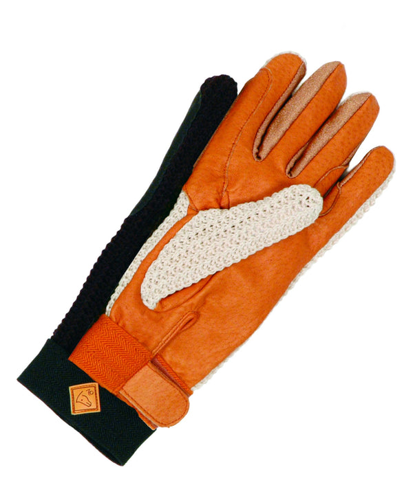 Ovation Ladies Lycra Crochet Gloves