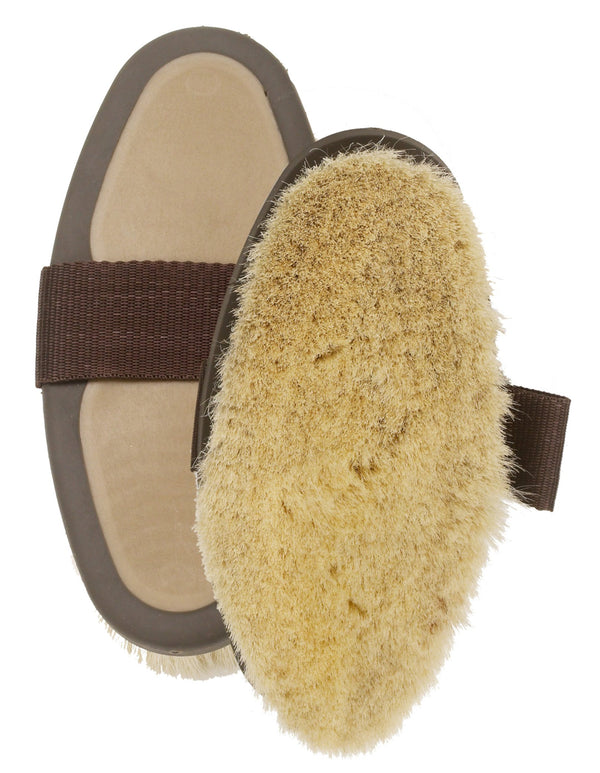 Equiessentials Soft Natural Goat Hair Body Brush