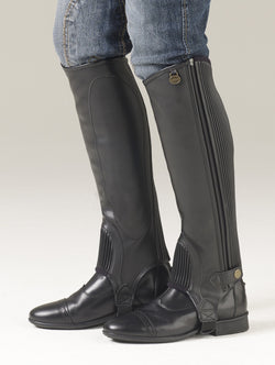 Ovation Ladies EquiStretch II Half Chaps