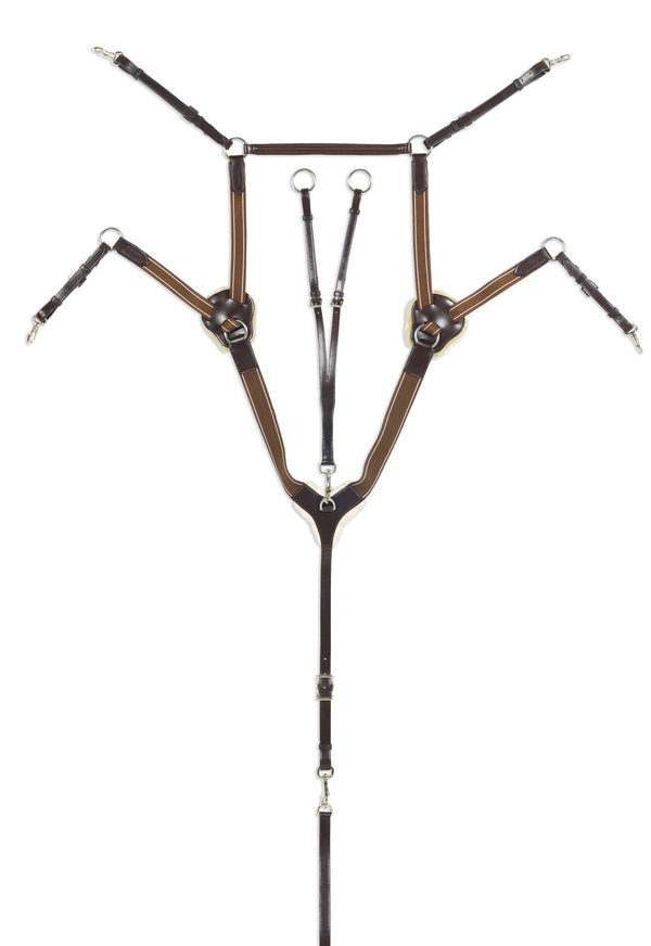 Ovation Classic 5 Point Breastplate