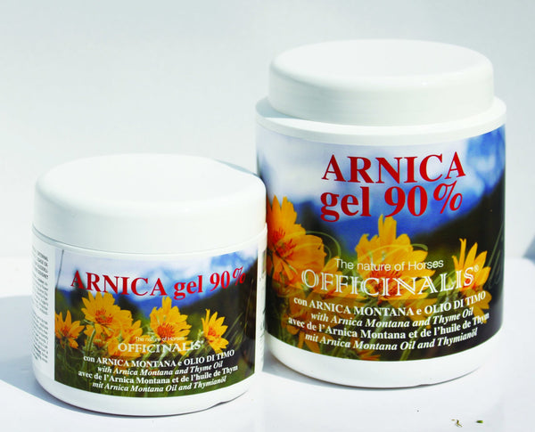 Officinali ARNICA 90% Muscle Gel 1l