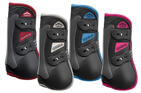Veredus Olympus Colors Open Front Boots