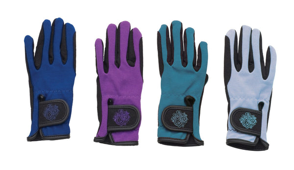 Ovation Childs Horseshoe Gloves