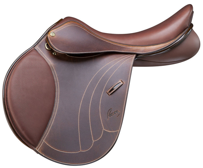 Pessoa Tomboy II Solid Leather Saddle