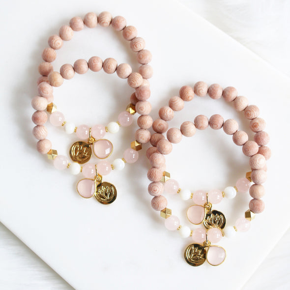 Limited Edition Mother's Day Wrist Mala