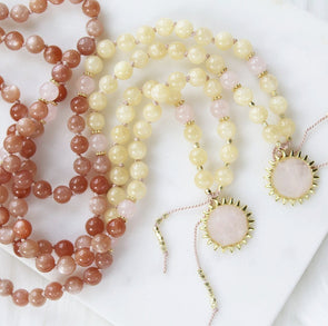 Shine Mala Necklace