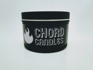 Lavender Candle and Playlist: Chord Candles