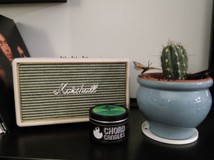 Wastin' Away Candle & Playlist: Chord Candles
