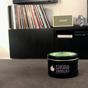 Winter Timber Candle and Playlist: Chord Candles