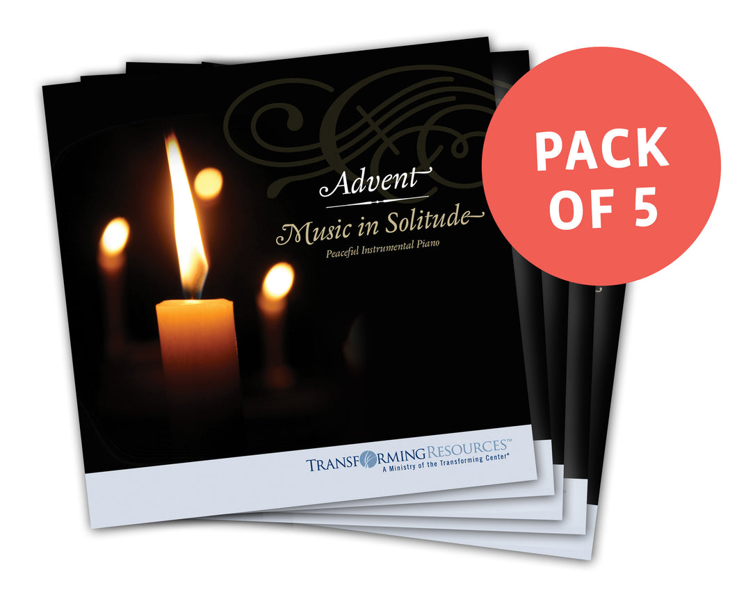 Advent: Music in Solitude - CD Bundle – Save $15