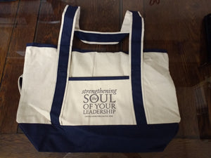 TC Canvas Book/Tote Bag