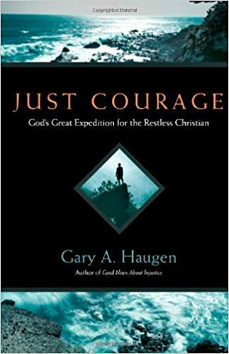 Just Courage (hardbound edition)