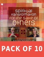 Load image into Gallery viewer, Spiritual Transformation for the Sake of Others with Robert Mulholland and Ruth Haley Barton: DVD