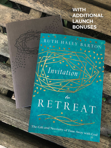 Transforming Resources Invitation to Retreat Package