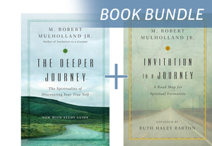 Book Bundle including The Deeper Journey and Invitation to a Journey by M. Robert Mulholland Jr.