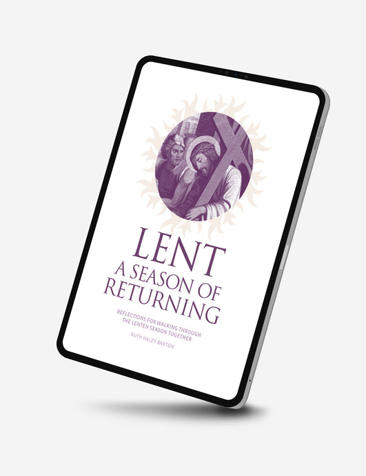 Digital Version - Lent: A Season of Returning