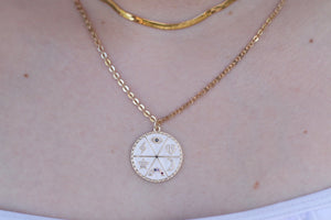 The Wheel of Fortune Necklace