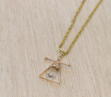 Load image into Gallery viewer, The Elements Necklace // Air