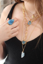 Load image into Gallery viewer, The Scarlette Necklace // Turquoise