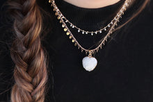 Load image into Gallery viewer, The Jasmine Necklace // White
