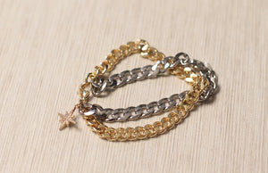 The Mixed Metals Bracelet