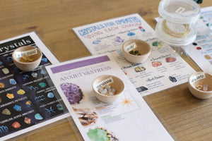 Cocktails + Crystals // DIY CLASS