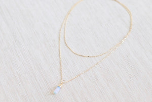 The Opal Necklace