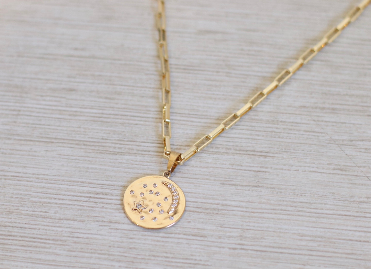 The Just like Heaven Necklace