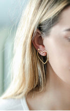 Load image into Gallery viewer, The Big Love Earring