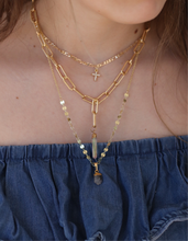Load image into Gallery viewer, The Sabrina Necklace // Clear