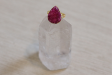 Load image into Gallery viewer, The Lil Magik Ring // Ruby