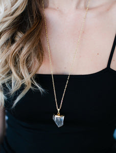 The Scout Necklace // CleaR