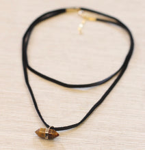 Load image into Gallery viewer, The WinteR Necklace // Tiger's Eye