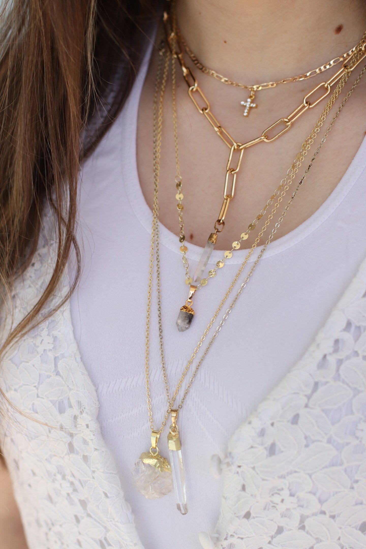 The Mimi Necklace