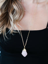 Load image into Gallery viewer, The Scout Necklace // Rose