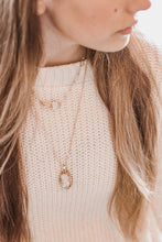 Load image into Gallery viewer, The Nugget Necklace // White