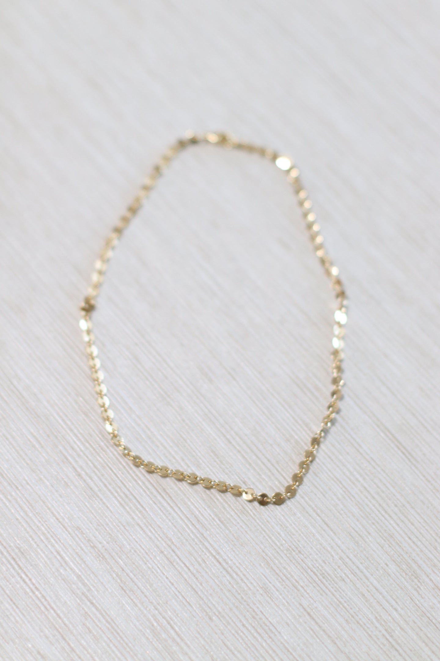 The Goldie Choker