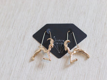 Load image into Gallery viewer, The Zodiac Earrings // Capricorn