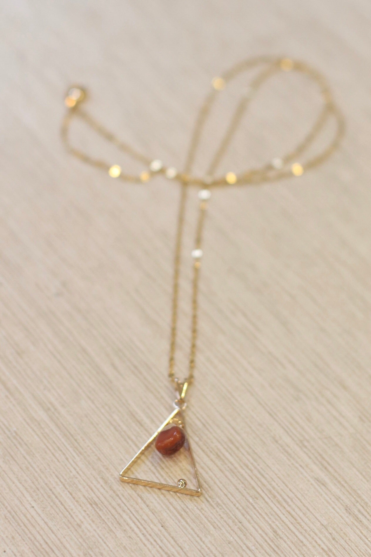 The Carnelian Necklace