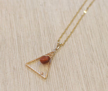 Load image into Gallery viewer, The Carnelian Necklace