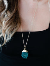 Load image into Gallery viewer, The Scout Necklace // GReen