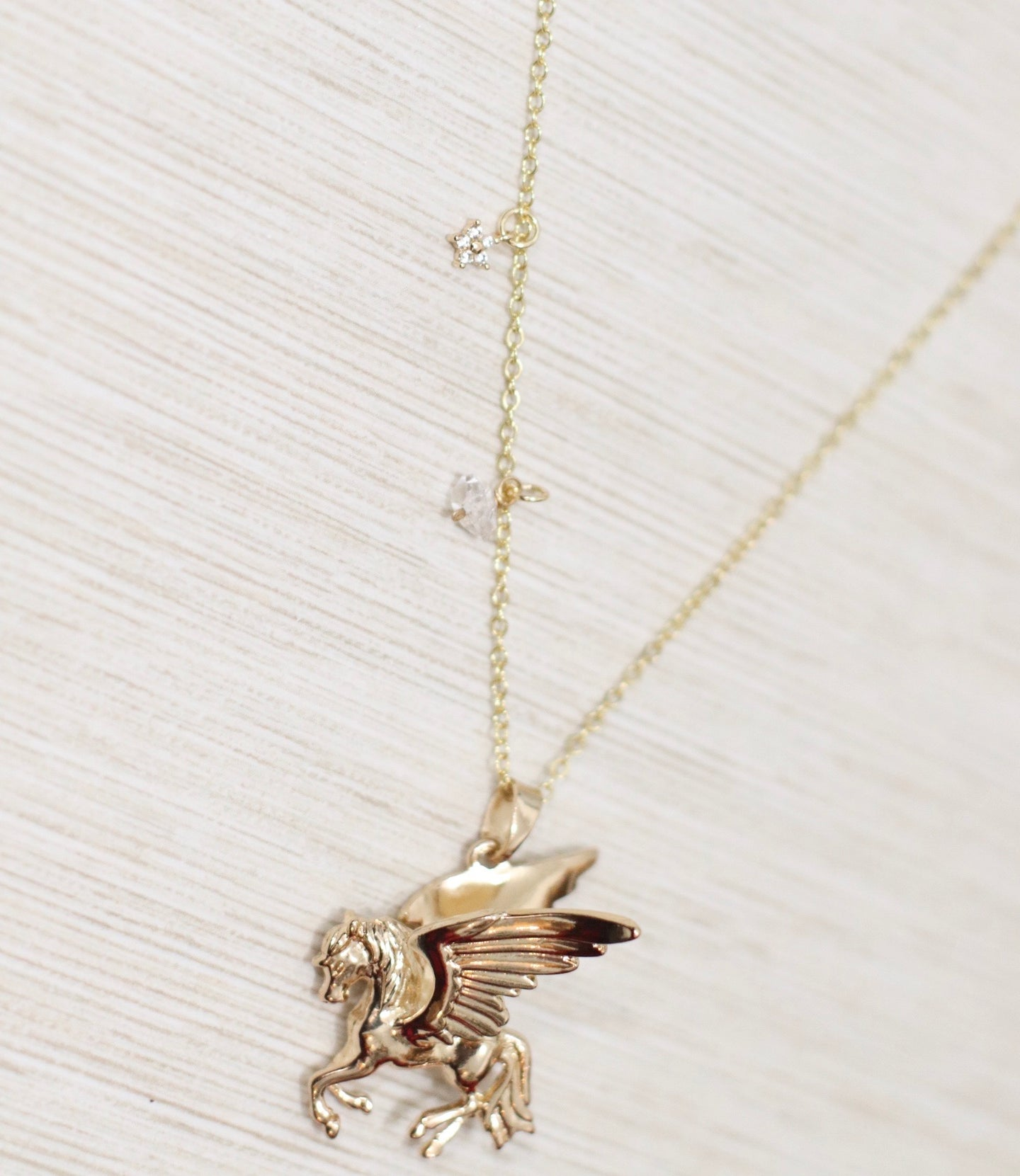 The Pegasus Necklace