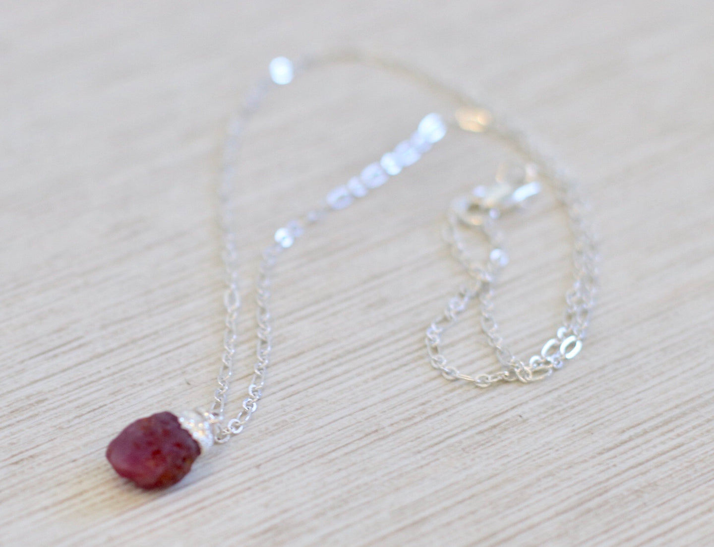 The Ruby Necklace