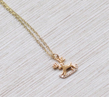 Load image into Gallery viewer, The Reindeer Necklace