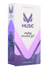 MUSE Tingling Arousal Gel