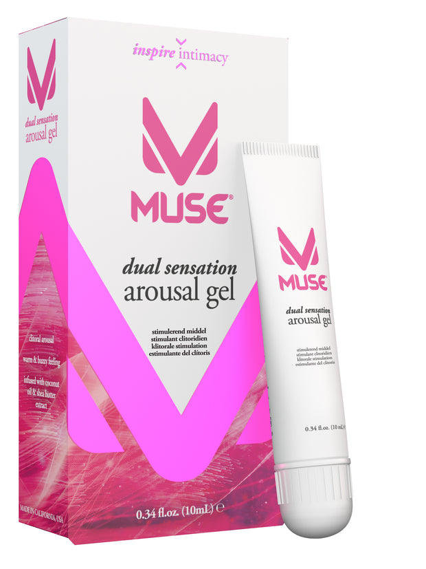 MUSE Dual Sensation Arousal Gel