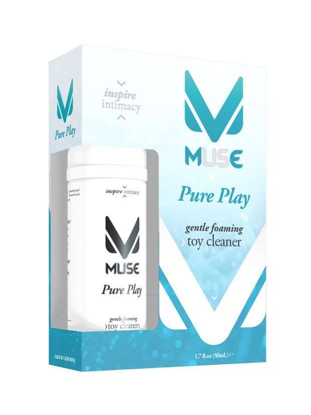 MUSE Pure Play Foaming Toy Cleaner