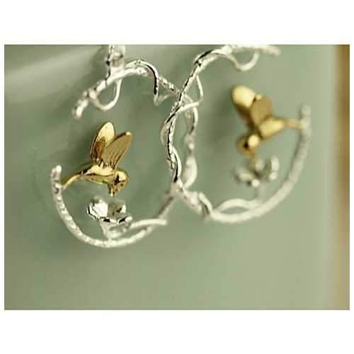Hummingbird Earrings - Your Messenger of Love